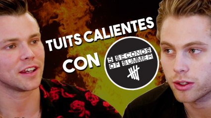 Tuits Calientes con 5 Seconds of Summer