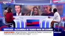 Story 2 : Alexandra de Taddeo mise en examen dans l'affaire Griveaux - 18/02