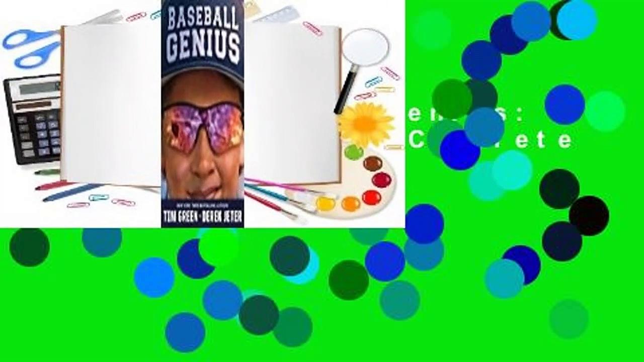 [Read] Baseball Genius: Baseball Genius 1 Complete