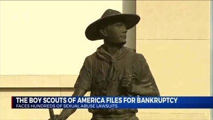 Boy Scouts Declare Bankruptcy Over Sex Abuse Payouts