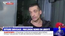 """Piotr Pavlenski: """"Je pensais que la France était un pays de liberté d'expression, ce n'est pas du tout"""" le cas"""