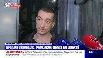 """Piotr Pavlenski sur l'affaire Griveaux: """"J'étais sûr que j'allais aller en prison aujourd'hui, [ma libération] est surprenante"""""""