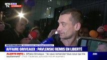 "Piotr Pavlenski au sujet de sa compagne: ""On me mettra en prison si je vois Alexandra de Taddeo"""