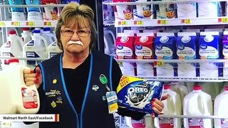Walmart Employee's Hilarious Product Photos Elevate Her To Internet Stardom