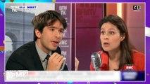 Juan Branco saisit le CSA suite à l'interview polémique d'Apolline de Malherbe sur BFMTV