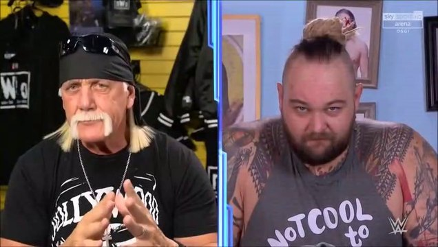 (ITA) Bray Wyatt minaccia Hulk Hogan - WWE SMACKDOWN 14/02/2020
