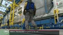 Transport ferroviaire : Alstom rachète son homologue canadien Bombardier