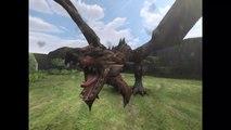 Monster Hunter 1 - Citrus Owl Hunter