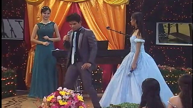Aizan and Fenech Performance at the SwerTeen Ball 2016