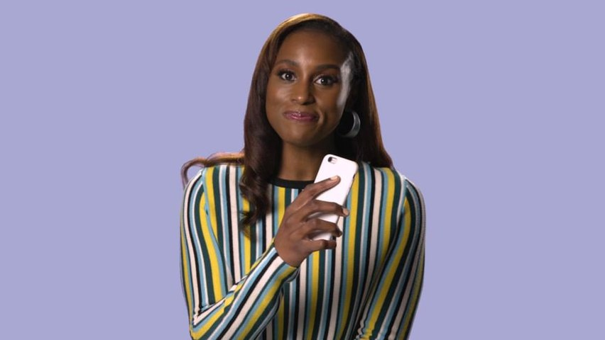 Issa Rae Explains Issa Rae Lyric References | Between The Lines
