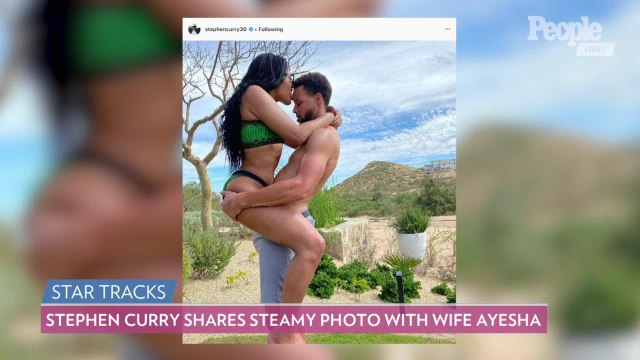 Stephen Curry Shares Sexy Snap with Wife Ayesha: 'My One and Only'