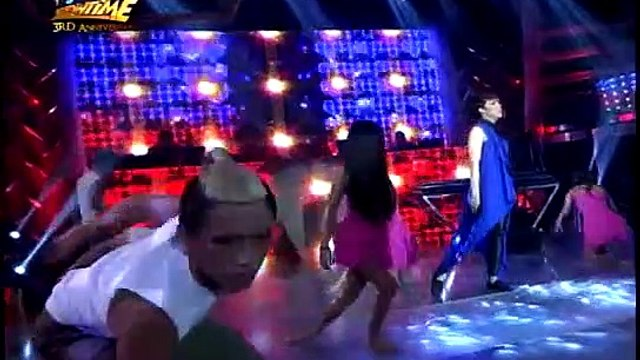 IT'S SHOWTIME 3rd Anniversary: Vice & Jhong Performance