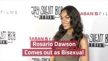 Rosario Dawson's Sexuality