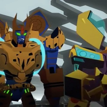 Transformers: Cyberverse - [Season 3 Episode 3]: The Battle For Cybertron III