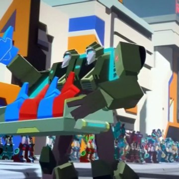 Transformers: Cyberverse - [Season 3 Episode 5]: The Loop