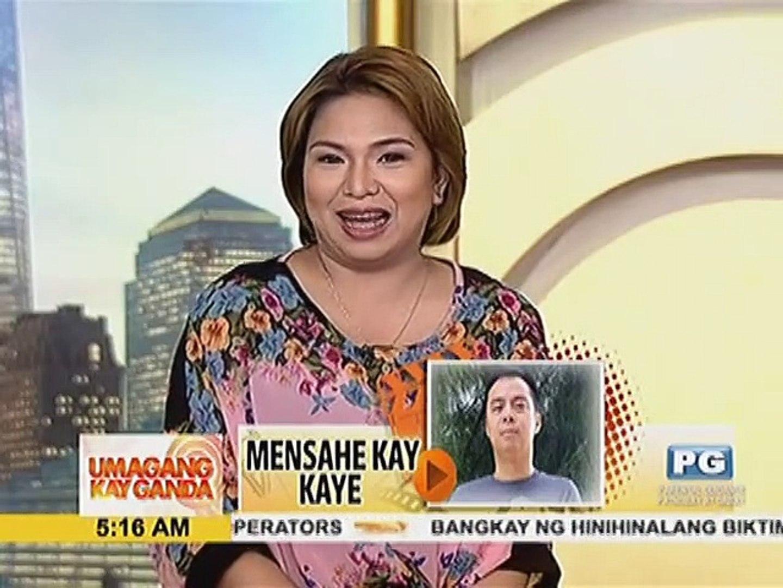 Chito Miranda, boto kay Paul Jake para sa ex-girlfriend na si Kaye Abad