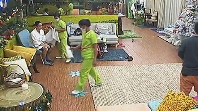 PBB7 Day 140: Housemates, nilabanan ang antok matapos ang kanilang masahe