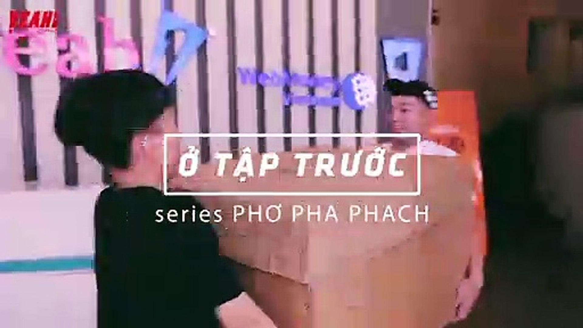 Trailer Phát Minh Mới Máy Bán Hàng Tự Động Bằng Carton Phần 2 - Phở Phá Phách - Phở Đặc Biệt 2018