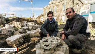Long-Lost Medieval Chapel Uncovered At English Castle