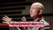 Jeff Bezos Aims To Save Earth