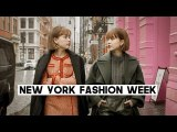 New York Fashion Week [Part 1/2]: We 'ALMOST' Walked the Runway | Q2HAN