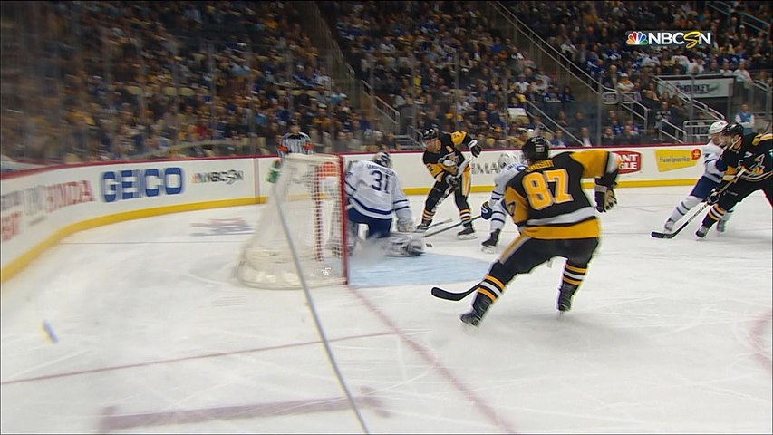 Sidney Crosby's power-play goal