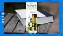 Full E-book  Dental Materials  Clinical Applications for Dental Assistants and Dental Hygienists