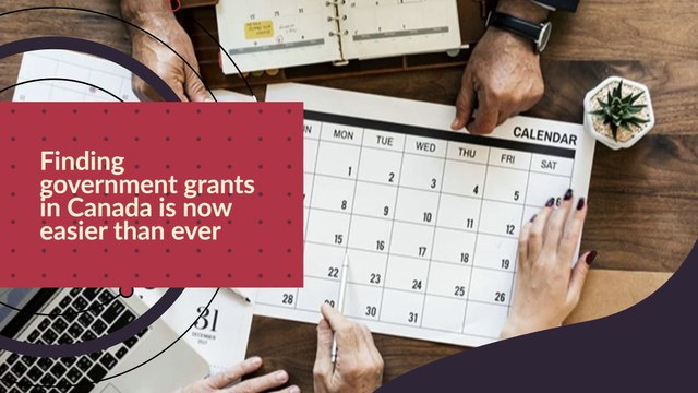Granted Consulting Now Offers Help with Government Grants in Canada - Granted Consulting