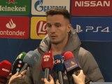 """FOOTBALL : Ligue des Champions : Saul : """"Les fans sont le 12ème homme"""""""
