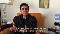 Gezi davasında yargılanan Mehmet Ali Alabora: İddinamadeki hiçbir şey gerçek değil