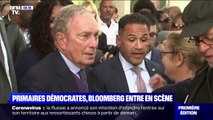 Primaires démocrates: l'ancien maire de New York Michael Bloomberg entre en scène