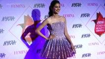 Bollywood Divas Dazzle At Femina Beauty Awards 2020