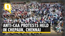 CAA Protests: Hundreds March Towards State Secretariat in Chennai