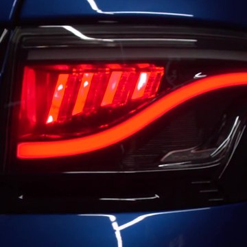 The new Range Rover Sport GL-5x Taillight Trailer
