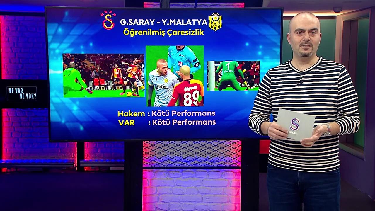 """Murat Fevzi Tanırlı ile """"Ne VAR Ne Yok?"""" - Türkiye Süper Lig 2019/20 - 22. Hafta"""