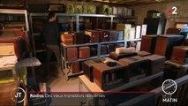 Oise : une entreprise redonne vie à d'anciens postes de radio