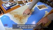De Fontainebleau à Tokyo, le bouquetin en bronze pillé au Yémen qui court les expositions