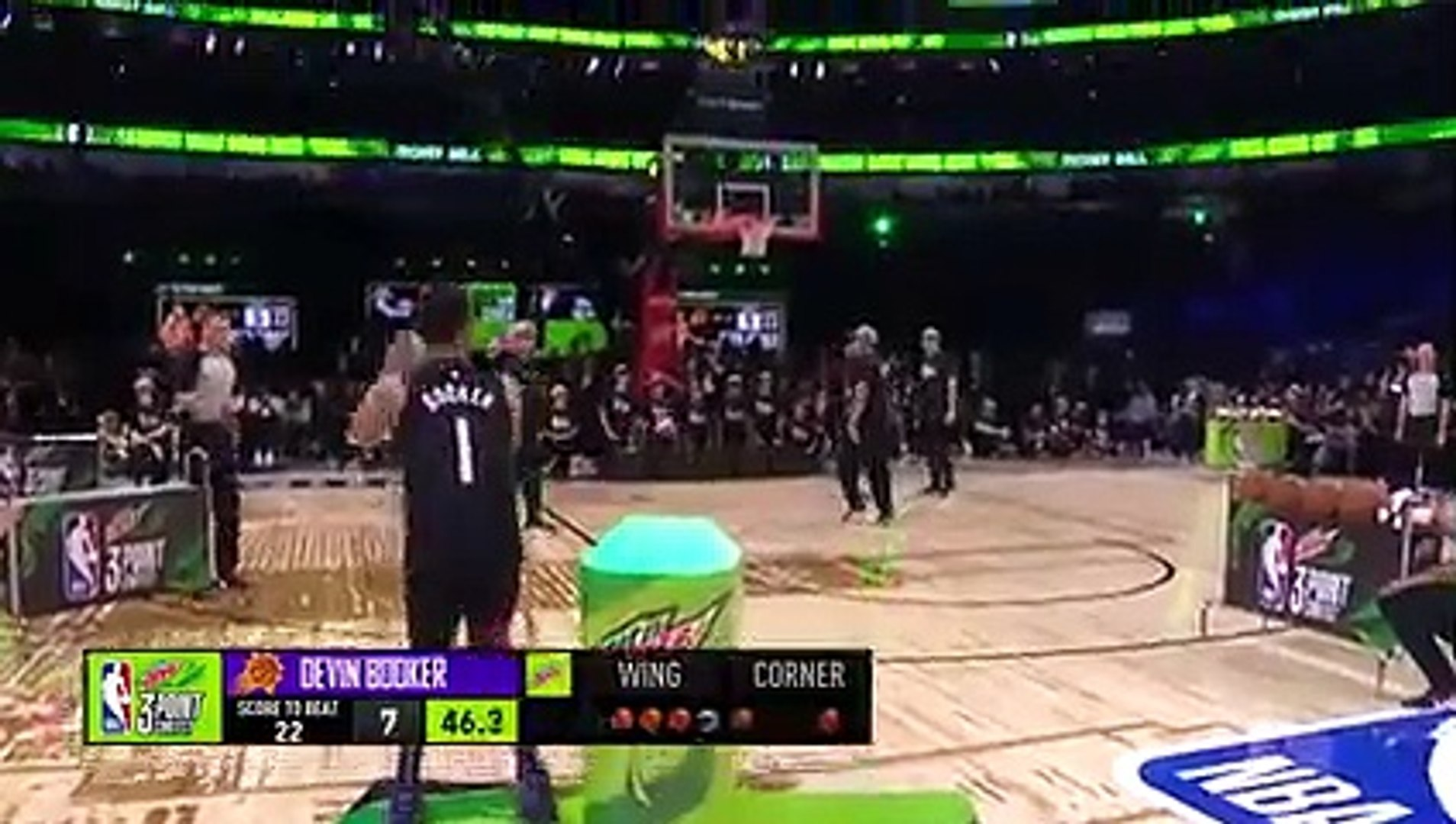 2020 NBA Three-Point Contest Championship Round Full Highlights