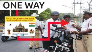 New Traffic Rules and New Fine in Bengaluru | Traffic Fines | Bengaluru | Oneindia Kannada