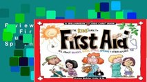 Review  The Kids  Guide to First Aid: All About Bruises, Burns, Stings, Sprains and Other Ouches