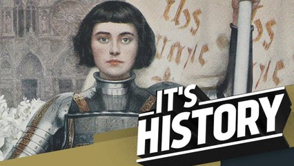 JOAN OF ARC - The Maid of Orléans - IT'S HISTORY