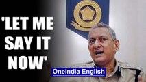 Former Mumbai Police Chief Rakesh Maria makes explosive revelations in memoir|OneIndia News
