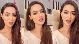 Sana Khan EXPOSES Boyfriend Melvin Louis for CHEATING on her | FilmiBeat