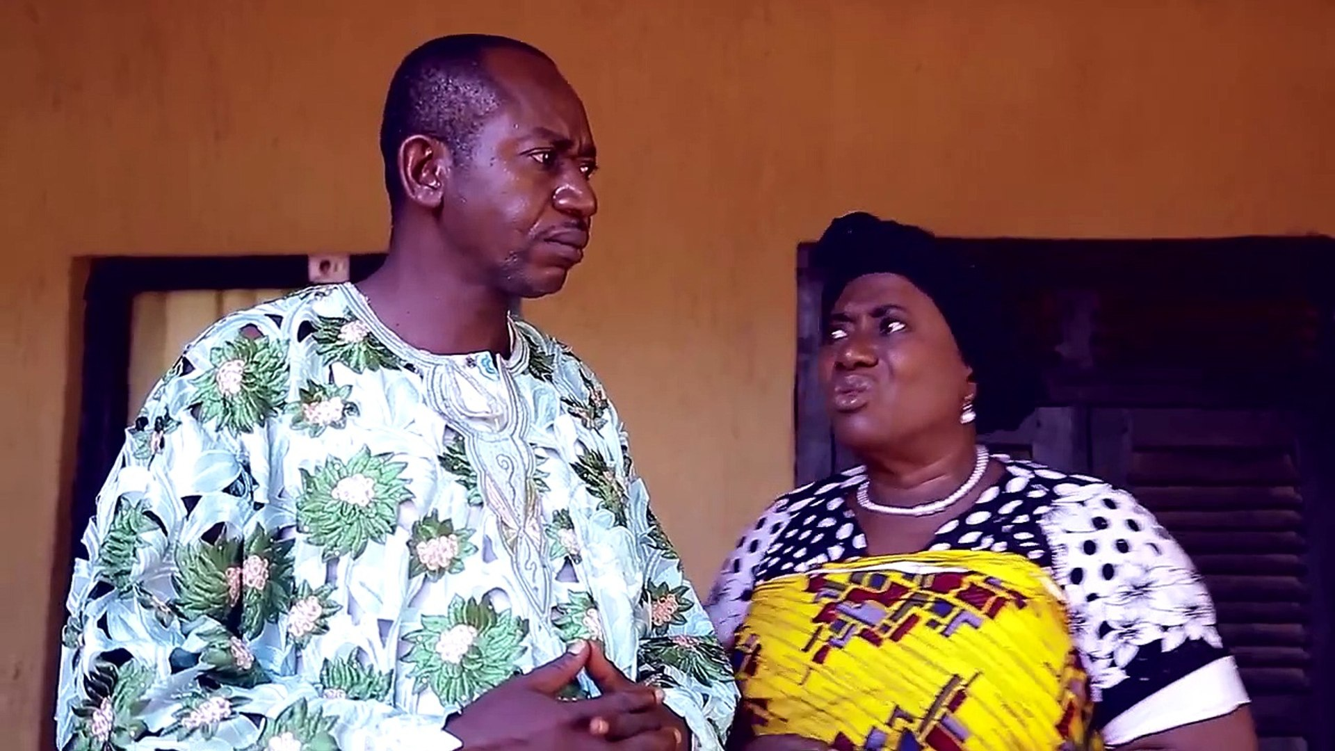 THE UNGREATFUL HEART   NEW NOLLYWOOD MOVIE