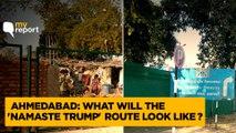 On 'Namaste Trump' Route: Disparity Hidden, Development on Display