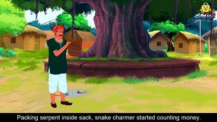 1:32 / 10:52 ساحر الافاعي الجشع | The Greedy Snake Charmer | Arabian Fairy Tales | قصص اطفال | حكايات عربية
