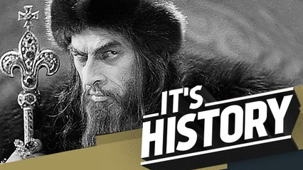 Ivan the Terrible - the first Russian tsar I IT'S HISTORY