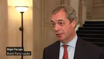 Nigel Farage warns of more immigration under new system