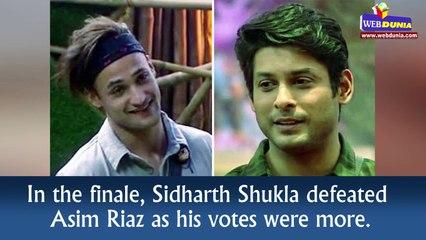Sidharth Shukla opens his heart after winning Big Boss 13