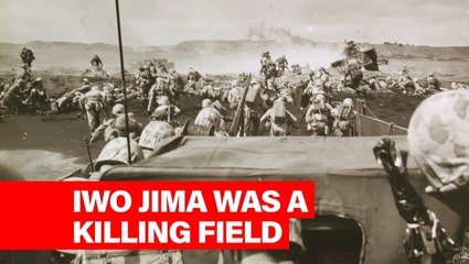 This Week in History – Blood, Sweat and Tears at Iwo Jima